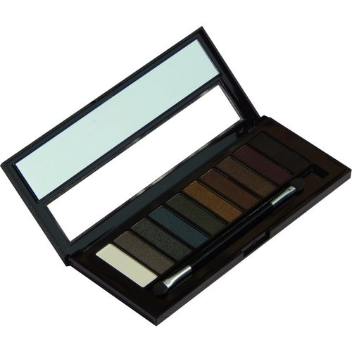 firstzon™ firstzon THE ROCK SHADOW PALETTE 10 COLORS 27.8 g(MULTICOLOR)