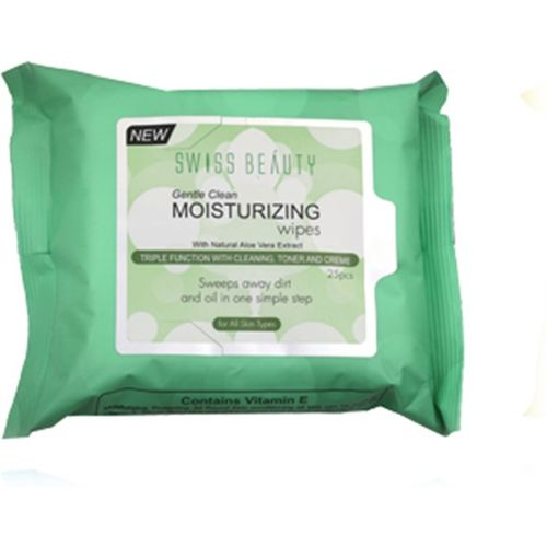 Rtb Gentle Clean Moisturizing Wipes With Natural Aloe Vera Extract Makeup Remover(50 g)