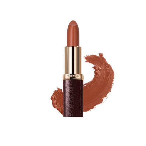 LOreal L'Oreal Paris 292 Shellie's Plan Luxe Leather Matte Limited Edition Lipstick 3.7 g