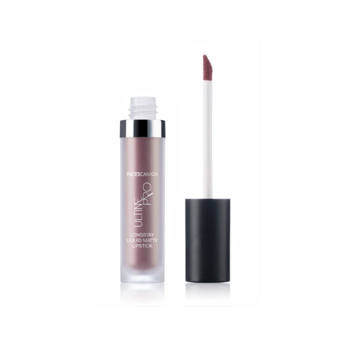 Faces Canada Deep Skin Color 10 Ultime Pro Longstay Liquid Matte Lipstick 6 g