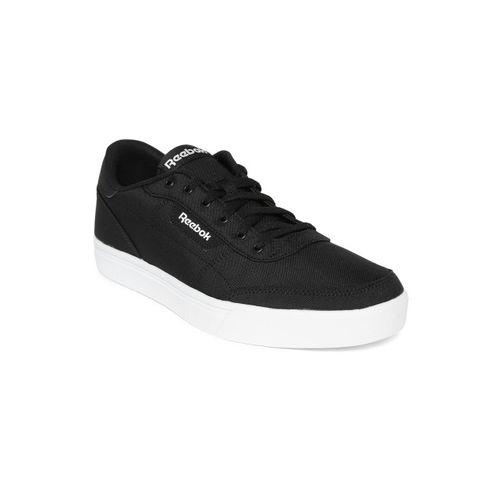 Reebok Classic Unisex Black Royal Heredis Vulc Sneakers