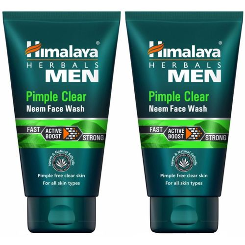 Himalaya Men Pimple Clear Neem Face Wash(200 ml)