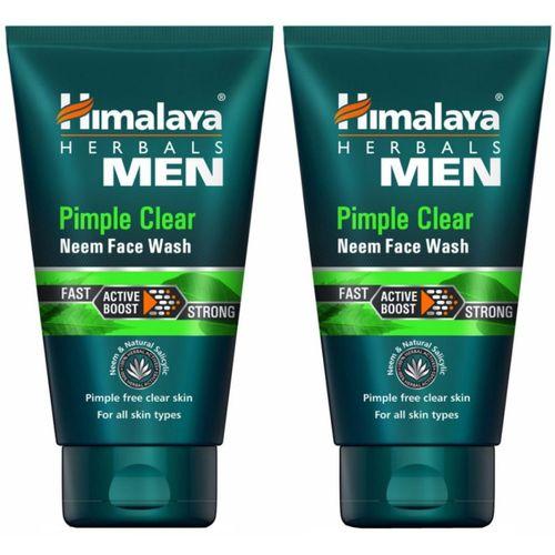 Himalaya Men Pimple Clear Neem Face Wash(200 ml)