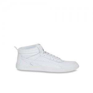 cc94732707 Buy Puma Rebound Mid Lite Dp Grey Sneakers online   Looksgud.in