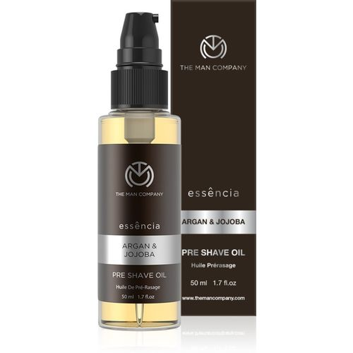 The Man Company Argan & Jojoba Shave Oil(50 ml)