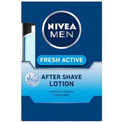 Nivea Men Fresh Active After Shave Lotion(100 ml)
