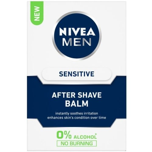 Nivea Men Sensitive After Shave Balm Aftershave Balm(100 ml)