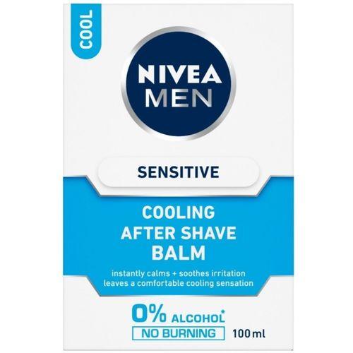 Nivea Men Sensitive Cooling After Shave Balm Aftershave Balm(100 ml)