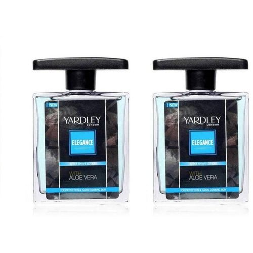 Yardley London Elegence After Shave With Aloe Vera (Pack of 2)(100 ml)