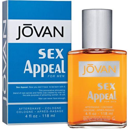 Jovan Sex Appeal(118 ml)