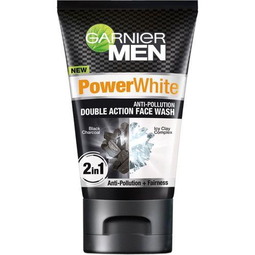 Garnier Power White Anti-pollution Double Action Face Wash(100 g)