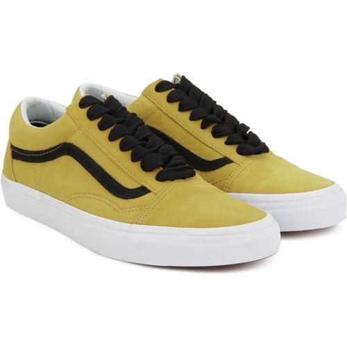Discount Vans Old Skool Yellow Trainers for Men Sale Online