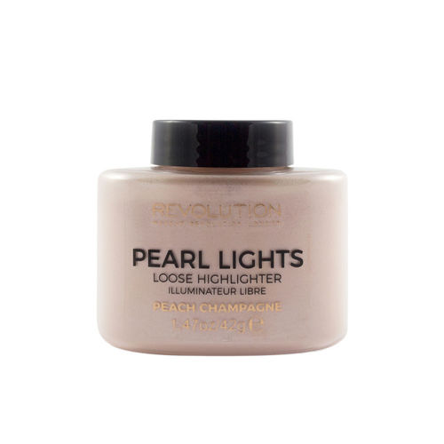 Makeup Revolution London Peach Champagne Pearl Lights Loose Highlighter