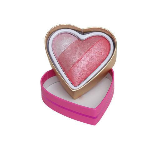 Makeup Revolution London Blushing Hearts Bursting with Love Blusher