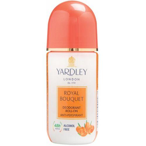 Yardley London Royal Bouquet Deodorant Roll-on - For Women(50 ml)