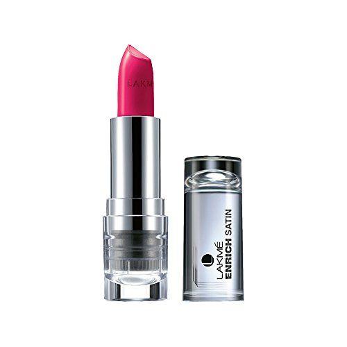 Lakmé Lakme Enrich Satins Lip Color, Shade P165, 4.3g