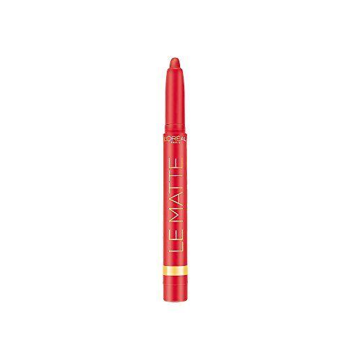 L'Oreal Paris Color Riche Le Matte Lipstick, Mad for Matte, 0.9g
