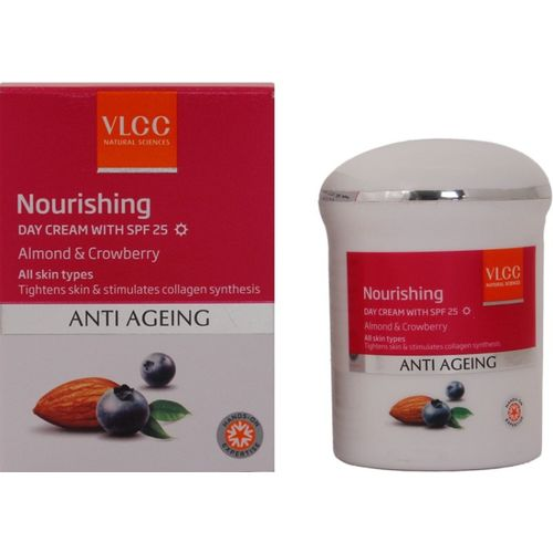VLCC Nourishing Day Cream with SPF - 25(50 g)