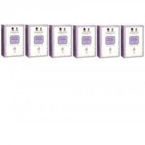Yardley London English Lavender Luxury Soap - Pack of 6(600 g, Pack of 6)