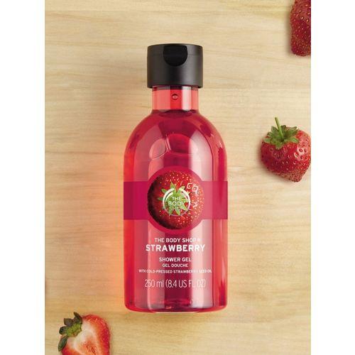 The Body Shop Strawberry Shower Gel(250 ml)