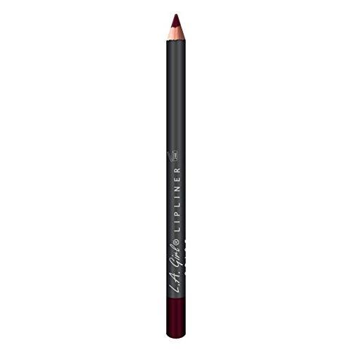 LA Girl L.A Girl Lip Liner Pencil, Dark Purple, 1.3g