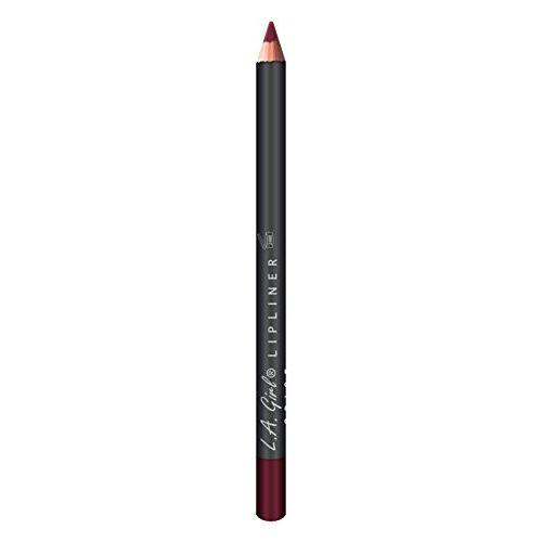 LA Girl L.A Girl Lip Liner Pencil, Eggplant, 1.3g