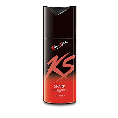 Kama Sutra Deo for Men, Spark, 150ml