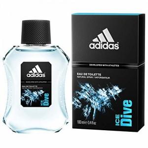 Adidas Ice Dive Eau De Toilette For Men, 100ml