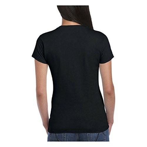 YaYa cafe  Black Cotton Printed T-Shirts