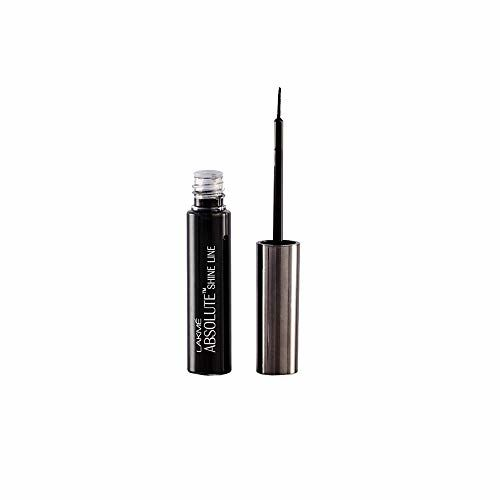 Lakmé Lakme Absolute Shine Liquid Eye Liner, Black, 4.5ml