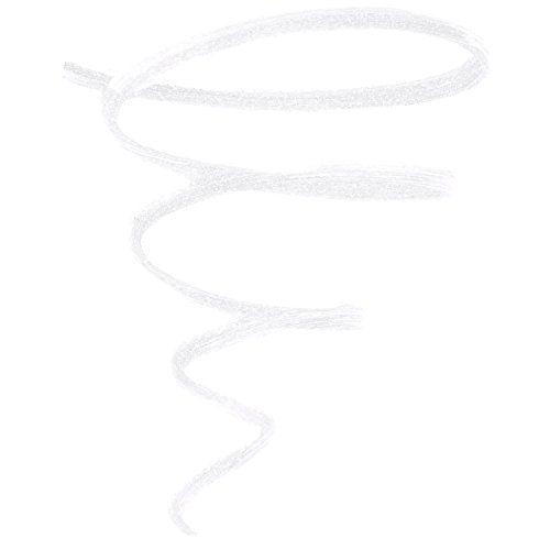 Maybelline New York Lasting Drama Light Liner Eye Pencil, White Lustre, 0.28g