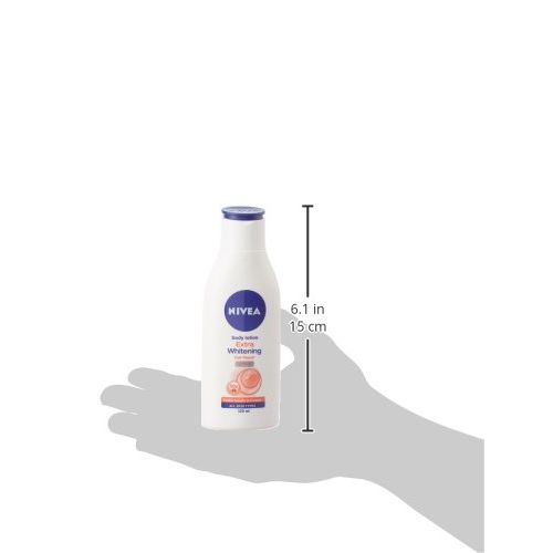 Nivea Extra Whitening Cell Repair and UV Protect Body Lotion, 120 ml