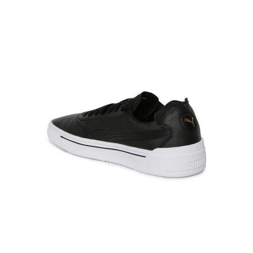 Puma Unisex Cali-0 Black Sneakers