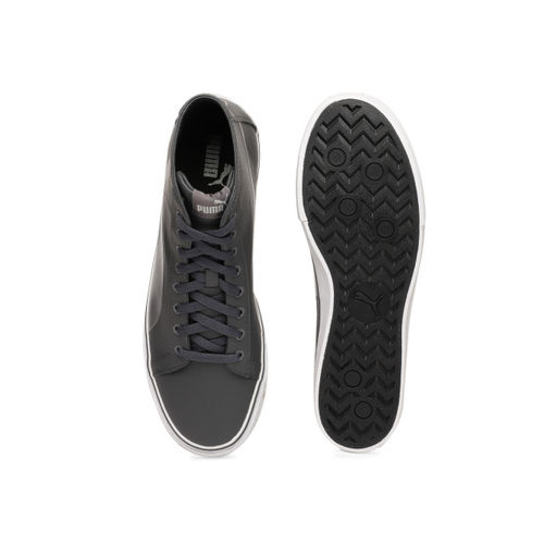 Puma Men Black Carve Mid SL IDP Sneakers
