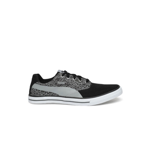 Puma Men Black Hip Hop NM IDP Sneakers