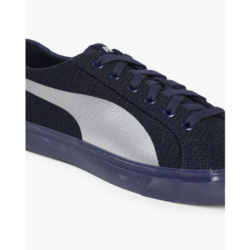 Puma Rap Low Knit Idp Sneakers For Men(Navy)