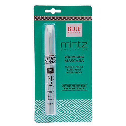Blue Heaven Mintz Volumising Mascara, Black, 7g