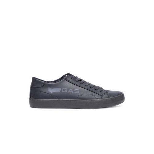 GAS Men Navy Blue ALVIN NBX Sneakers