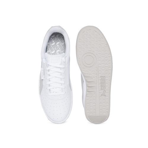 Puma G Vilas 2 White & Grey Sneakers
