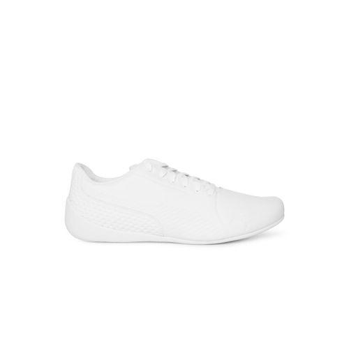1635679e30 Buy Puma Men SF Drift Cat 7 Ultra LS White Leather Sneakers online ...