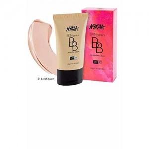 Nykaa Skin Genious BB Cream SPF 30 Fresh Fawn 01