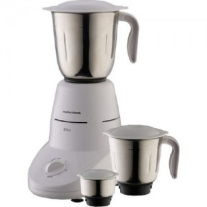 Morphy Richards Elite Essentials 500 W Mixer Grinder(3 Jars)