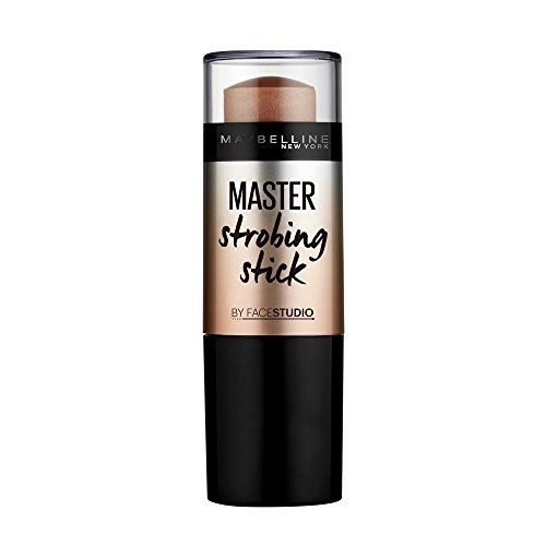Maybelline New York Face Studio Strobing Stick, Skin Color, 10g