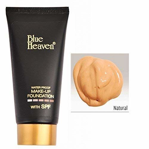 Blue Heaven Combo of Make-Up Foundation and Compact