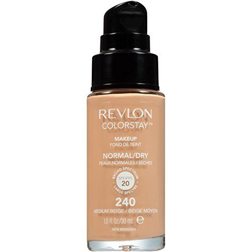 Revlon ColorStay Makeup For Normal/Dry Skin, Medium Beige