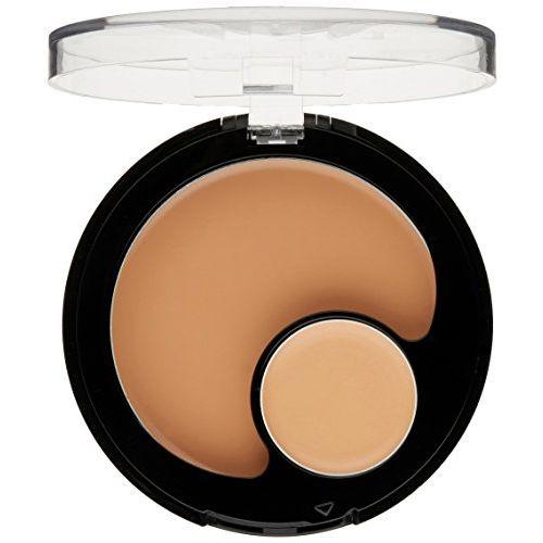 Revlon ColorStay 2-in-1 Compact Makeup & Concealer, Natural Tan