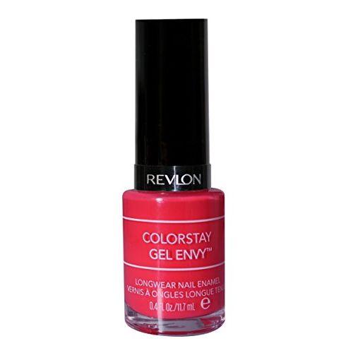 Revlon Colorstay Gel Envy Long Wear Nail Enamel, Pocket Aces (11.7ml)