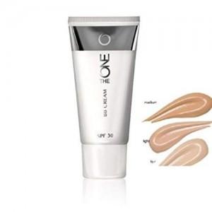 Oriflame The ONE 8-in-1 BB Cream SPF 30, (Oil-Free), New, Medium