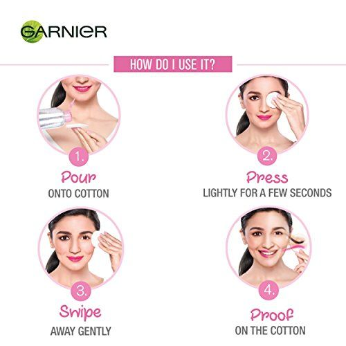 Garnier Skin Naturals Micellar Cleansing Water, 125ml