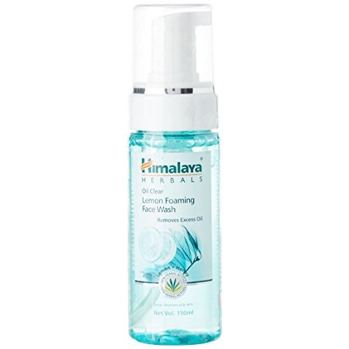 Himalaya Herbals Oil Clear Lemon Foaming Face Wash, 150ml